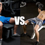 Dumbbells vs Barbells