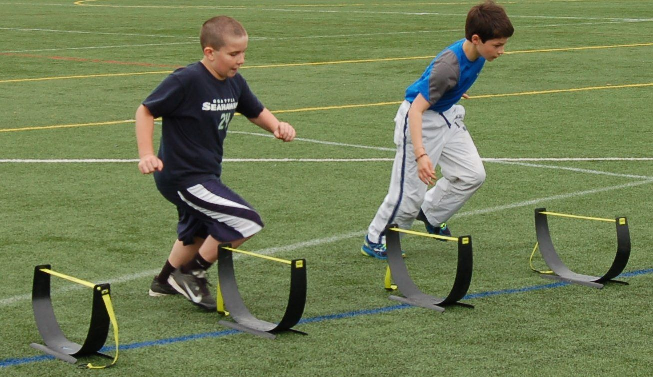 Best Speed Agility Training Hurdles